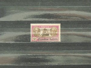6364   Wallis Futuna   MH # 125                  CV$ 65.00