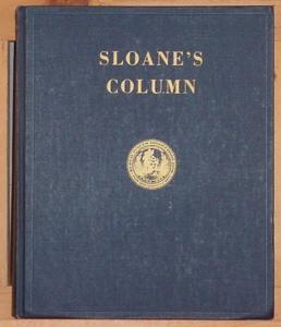 Book - Sloane's Column by George Turner, 1961, 467 pages, HB