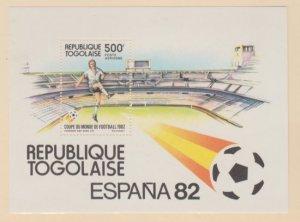 Togo Scott #C480 Stamps - Mint NH Souvenir Sheet