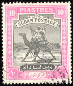 Sudan Scott 92 Used.