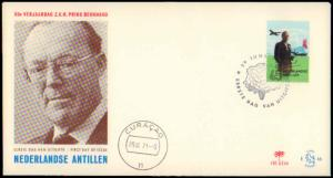 New Zealand, Worldwide First Day Cover