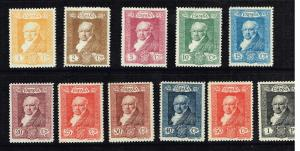 SPAIN STAMP OLD MINT STAMP COLLECTION LOT #W6