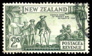 NEW ZEALAND 197  Used (ID # 86769)