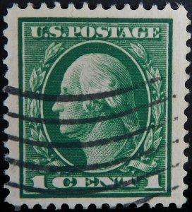 USA #405 USED VF  JUMBO  SMQ IS $22.00