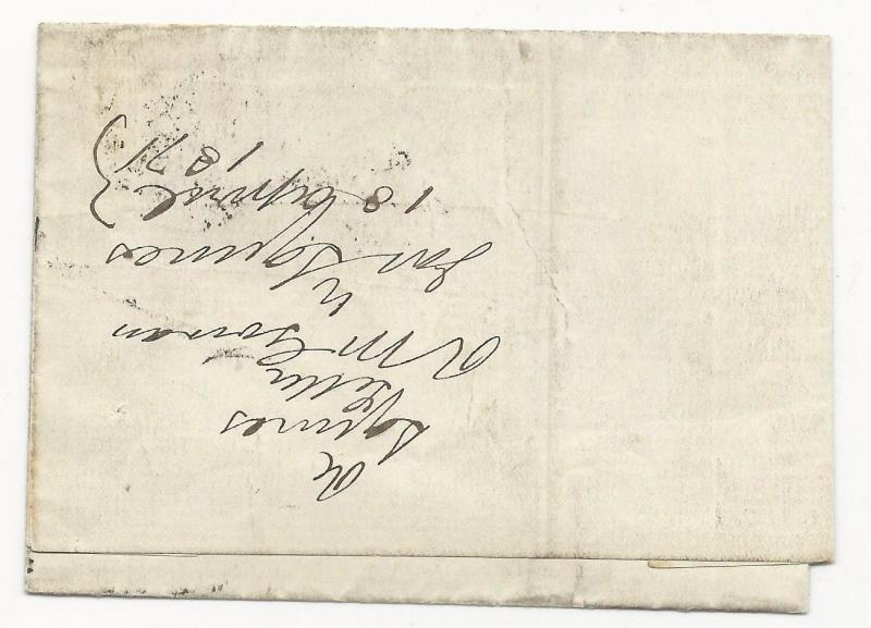 GREAT BRITAIN Scott #58 Pl #8 on Cover 1871 Glascow