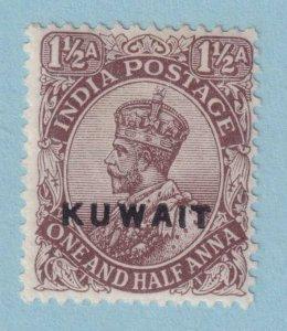 KUWAIT 3 MINT HINGED OG * NO FAULTS VERY FINE!