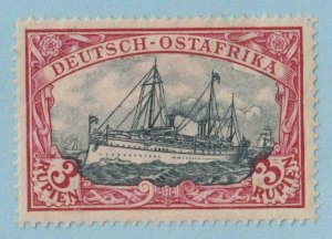 GERMAN EAST AFRICA 41  MINT HINGED OG * TINY THIN - EXTRA  FINE!