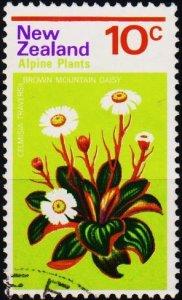 New Zealand. 1972 10c S.G.986 Fine Used