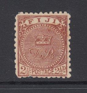 Fiji, Scott 57 (SG 84a), MLH (thin)