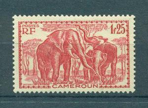 Cameroun sc# 243 mh cat value $4.00