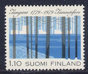 Finland Scott # 620, mint nh