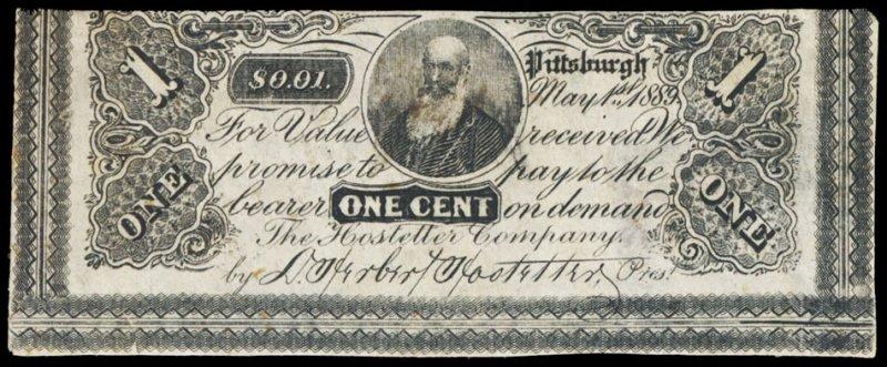 U.S. REV. M & M's 285M3  Mint (ID # 104590)