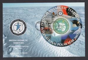 BAT 2007 International Polar Year FDC