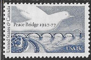 US 1721 MNH - Peace Bridge