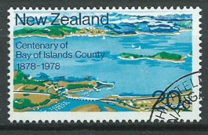 New Zealand SG 1163 Philatelic Bureau Cancel