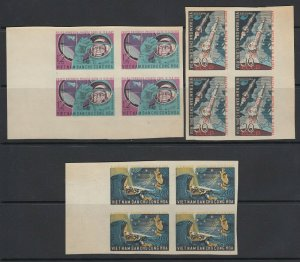 Vietnam, Scott 235-237, NGAI block of four