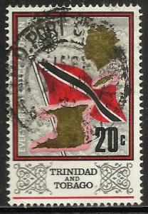 Trinidad & Tobago 1969 Scott# 152 Used