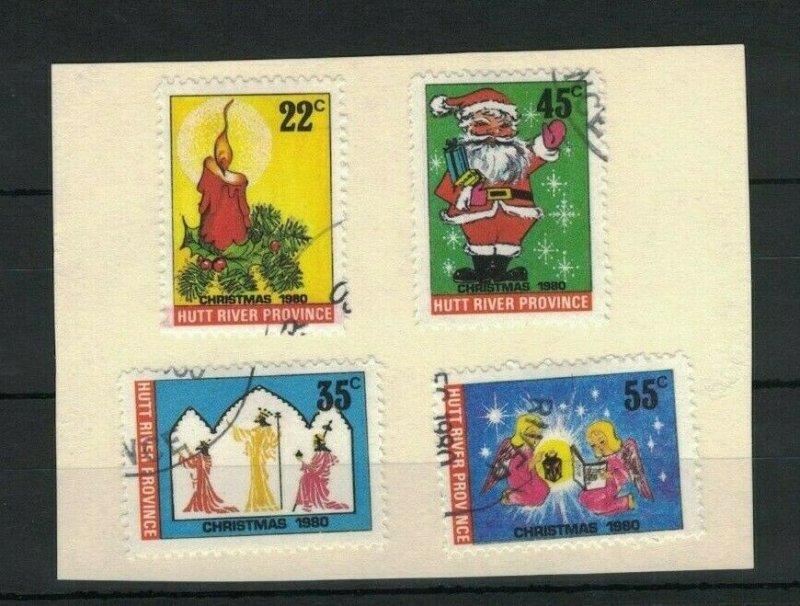 MCR18) Hutt River Province 1980 Christmas CTO/Used