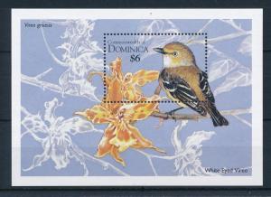 [29676] Dominica 1995 Birds Vögel Oiseaux Ucelli  MNH Sheet