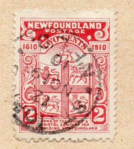 Newfoundland 1898-1901 Early Issue Fine Used 2c. NW-11941