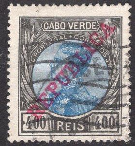 CAPE VERDE SCOTT 110