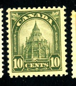 CANADA #173 MINT FVF OG NH Cat $20