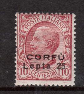 Corfu #N9 Mint