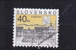Slovakia  Scott#  226  Used