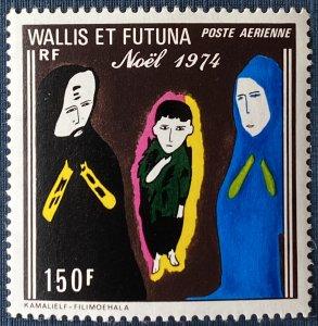 Wallis and Futuna Islands C55 MNH Christmas (SCV $13.00)