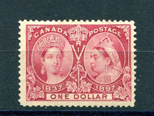 Canada #61  Mint O.G VF