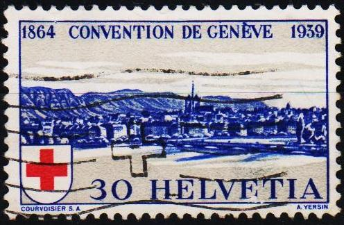 Switzerland.1939 30c S.G.400 Fine Used