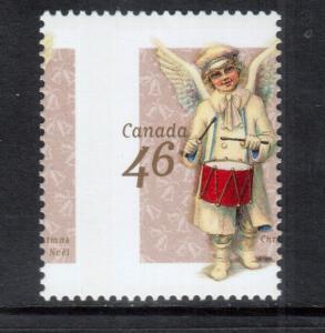Canada #1815 Very Fine Never Hinged Dramatic Misperf Variety