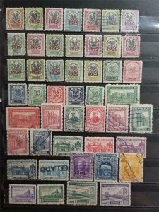 DOMINICAN REPUBLIC Stamp Lot Used MH Dominica T267