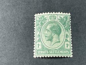 STRAITS SETTLEMENTS # 149--MINT/HINGED---SINGLE---1912-18(LOTA)