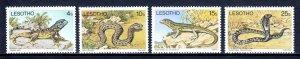 Lesotho - Scott #270-273 - MNH - SCV $1.95
