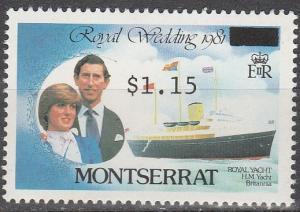 Montserrat #513 MNH F-VF  (SU4528)