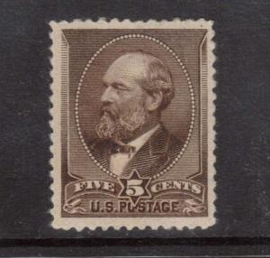 USA #205 VF Mint