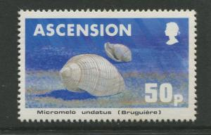 Ascension - Scott 344 - General Issue -1983 - MNH - Single 50p Stamp