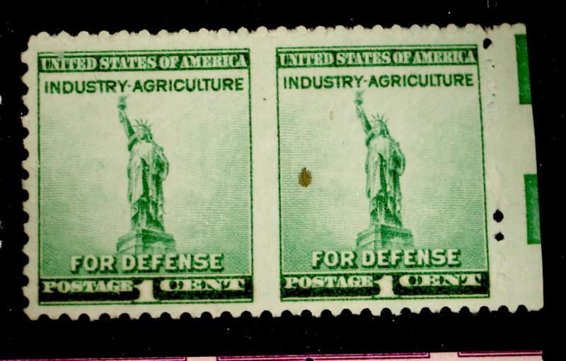 899B MINT F-VF OG NH Sm stain Cat$32.50