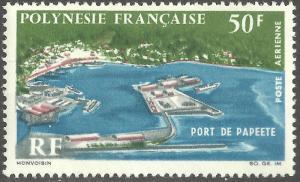 FRENCH POLYNESIA SCOTT C43