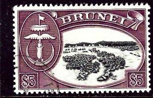 Brunei 96 Used 1952 issue    (ap4106)
