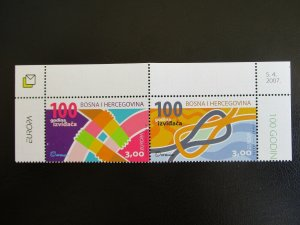 Bosnia Hercegovina #171 Mint Never Hinged (M8H8) WDWPhilatelic 4