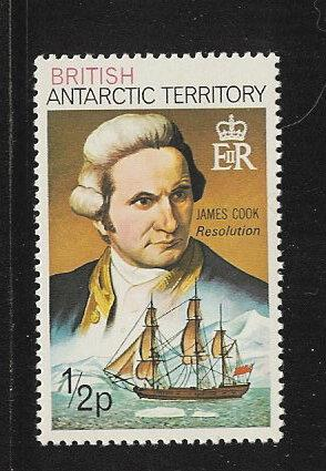 British Antarctic Territory mint SC 45