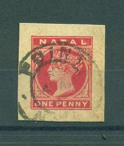Natal sc# cut out (2) used net $1.50