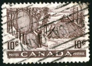 Canada - #301 - Used -1950 - Item C103