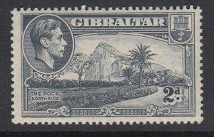 GIBRALTAR, Scott 110c, MNH