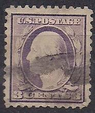 US  Sc# 529 G. Washington  Used