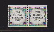 US 1978 FOR TESTING PURPOSES ONLY  STAMPS MNH #TD112  #US258