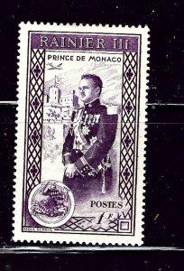 Monaco 249 MLH 1950 issue