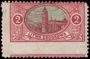 Central Lithuania 36 St Stanislas Cathedral MH